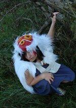 Cosplay-Cover: Prinzessin Mononoke