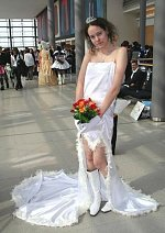 Cosplay-Cover: Yuna-Wedding Dress (FF X)