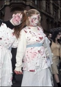 Cosplay-Cover: Zombiesisters (tall one) XD