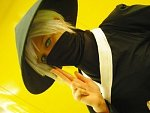 Cosplay-Cover: Danny Phantom Ninja(/Samurai?) Version