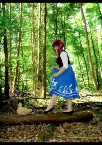 Cosplay-Cover: Anju