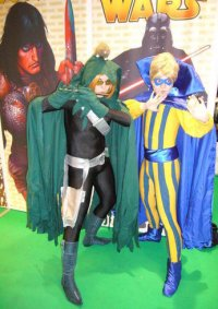 Cosplay-Cover: Pied Piper/Hartley Rathaway (Countdown)