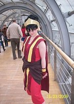 Cosplay-Cover: Toph (Fire Nation)