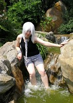 Cosplay-Cover: Riku Sommer Edition