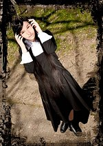 Cosplay-Cover: Sunako (Schuluniform)