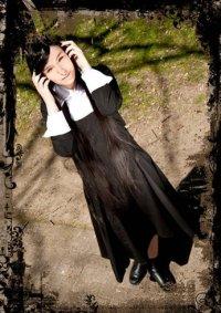 Cosplay-Cover: Sunako (Schuluniform)