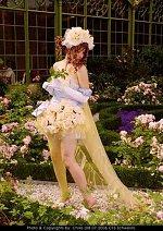 Cosplay-Cover: Princess White Rose (Saga Frontier)