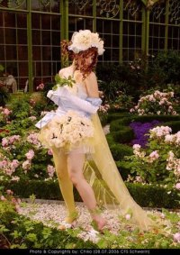 Cosplay-Cover: Princess White Rose (Saga Frontier)
