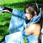 Cosplay: Sakuya ~ Shining Blade ~