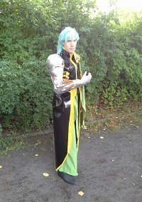 Cosplay Zu The Vision Of Escaflowne