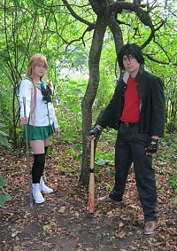Cosplay-Cover: Takashi
