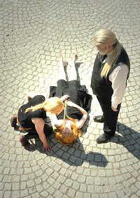 Cosplay-Cover: Alphonse Elric [Ep. 63]