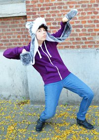 Cosplay-Cover: Stiles Stilinski [Wolf Boy]
