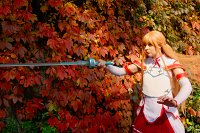 Cosplay-Cover: Asuna (SAO)