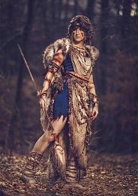 Cosplay-Cover: Prinzessin Mononoke (Badass Version)