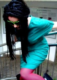 Cosplay-Cover: Twiggy Ramirez