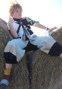 Cosplay-Cover: Ventus [Birth by Sleep]