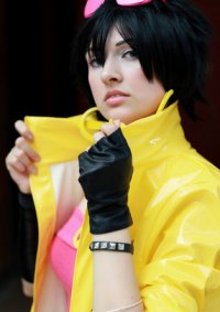 Cosplay-Cover: Jubilee