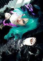 Cosplay-Cover: Hatsune Miku ~*Singing of the Dragon*~