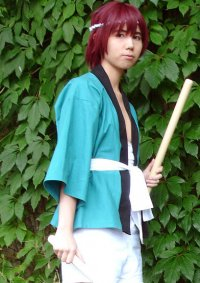 Cosplay-Cover: Asbel Lhant ~Taiko Drummer~