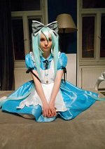 Cosplay-Cover: Miku Hatsune in Musicland