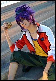 Cosplay-Cover: Daimon Kaito 【大門カイト】