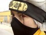 Cosplay-Cover: Hatake Kakashi (Movie 1)