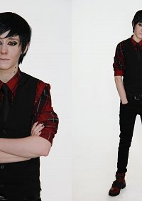 Cosplay-Cover: Marshall Lee (D.A.N.G.O. Version)