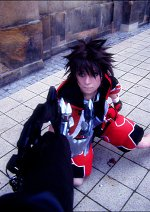 Cosplay-Cover: Sora Valor-Form