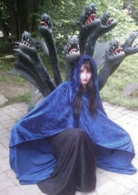 Cosplay-Cover: Lady Rothen