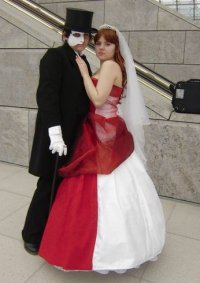 Cosplay-Cover: Christin, die Braut