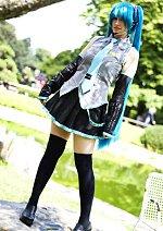 Cosplay-Cover: Hatsune Miku
