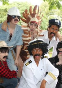 Cosplay-Cover: Indianer [Village People]