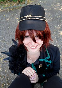 Cosplay-Cover: Reiji