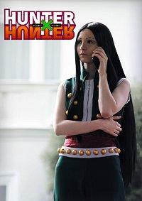 Cosplay-Cover: Illumi Zoldyck [Hunter Chairman Election Arc II]