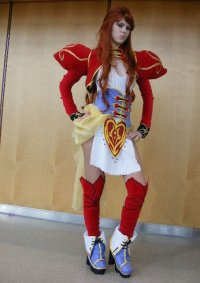 Cosplay-Cover: Millenia