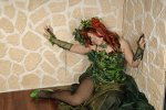 Cosplay-Cover: Poison Ivy-Vogue Version