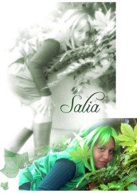 Cosplay-Cover: Salia