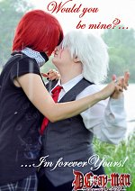 Cosplay-Cover: Allen Walker [basic]