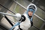Cosplay-Cover: Esdeath