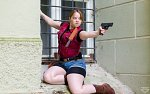 Cosplay-Cover: Claire Redfield [DSC]