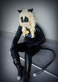 Cosplay-Cover: Chat Noir [female]