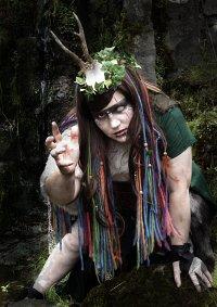 Cosplay-Cover: Wächterin des Waldes