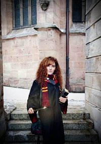 Cosplay-Cover: Hermione