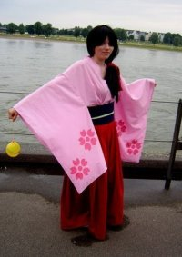 Cosplay-Cover: Sakura Shinguji