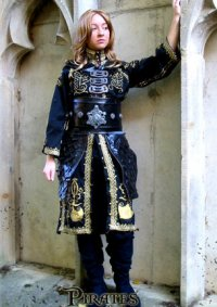 Cosplay-Cover: Elizabeth Swann (At World's End! Captain)