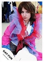 Cosplay-Cover: Kazuya Kamenashi [Fashion Show]