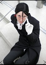 Cosplay-Cover: butler grell sutcliff