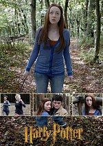 Cosplay-Cover: Ginny Weasley - HP 7.2