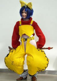 Cosplay-Cover: Eiko